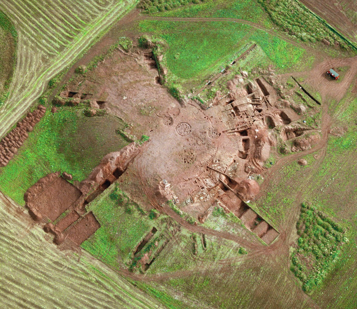 Earliest use of steel in Britain uncovered