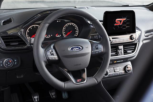 Ford Fiesta ST 2018 agora com 200cv: fotos e informações