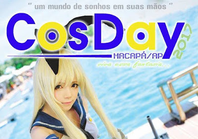 CosDay 2017 no Macapá Shopping