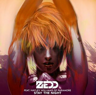 Zedd ft Hayley William - stay the night mp3