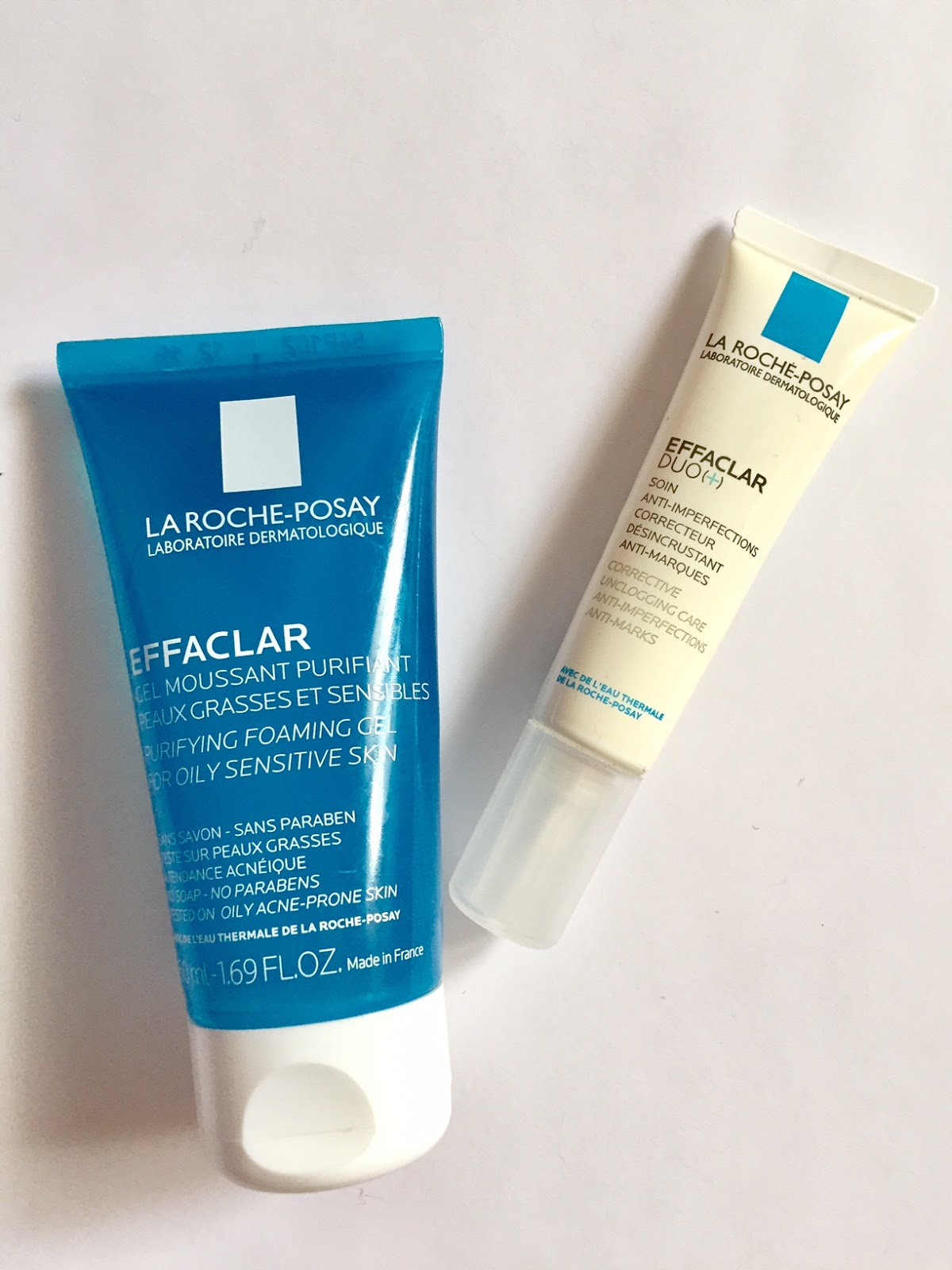 [SKIN CARE] La Roche Posay Effaclar Anti Acne Starter Kit