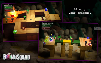 Download Mod BombSquad Pro Edition Apk Android