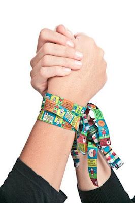 Comprar pulseras solidarias cáncer infantil