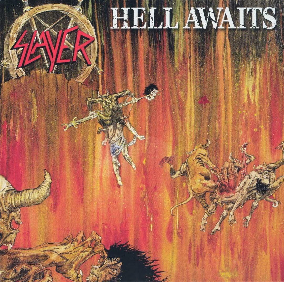 Discografia Comentada: Slayer - #CollectorsRoom®