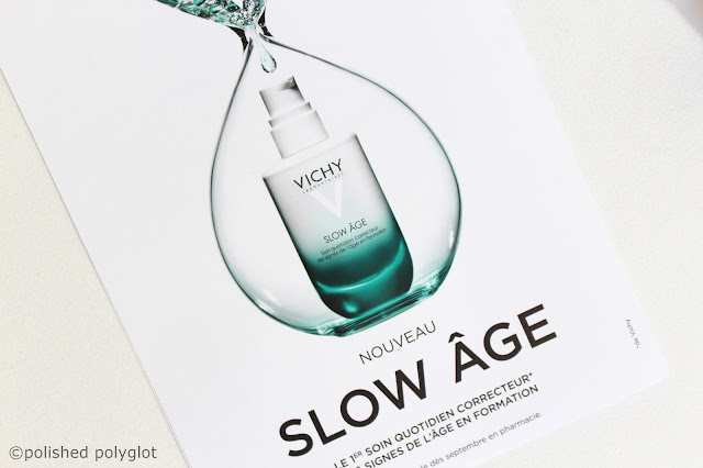 Vichy Slow Age day skin care