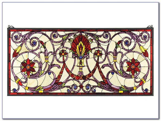 Best Decorative Stained GLASS WINDOW Film Tint UK