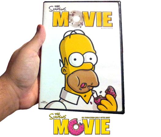 G33k Life Mr The Simpsons Movie