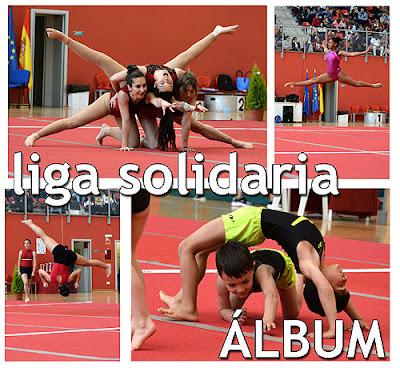 Gimnasia Solidaria Aranjuez Ramón Grosso