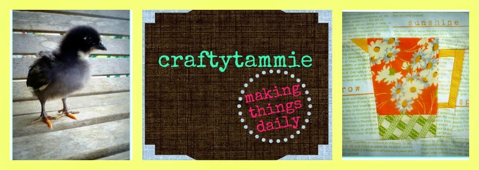 crafty tammie- making things daily