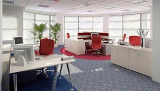 Ánh sáng văn phòng có ý nghĩa gì trong phong thủy?
