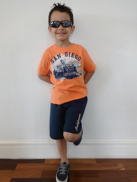 Mãe Sem Frescura - Liberdade nos Looks para Meninos da Elian - Coleção Primavera/Verão