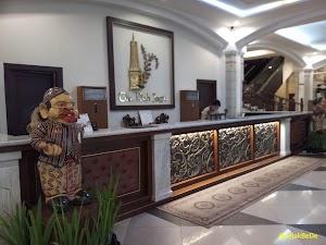 Pesona Nuansa Etnik Hotel The Rich Yogyakarta