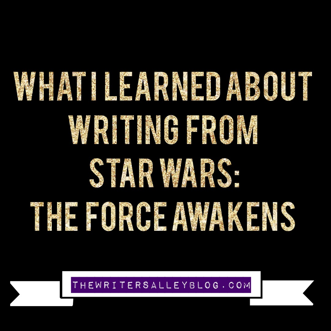 The Writers Alley What I Learned About Writing From Star