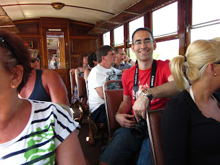 Vintage train of Soller