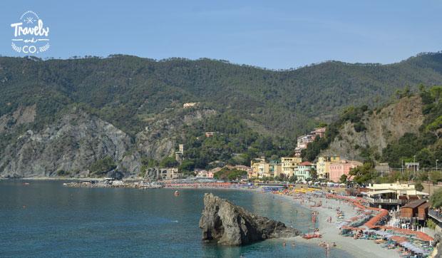 Cinque Terre en un dia que visitar vistas Monterosso