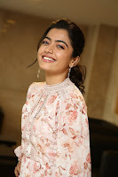 Rashmika at Bheeshma Success Meet HeyAndhra.com