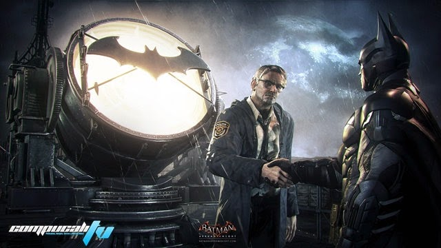 Batman: Arkham Knight trailer de jugabilidad