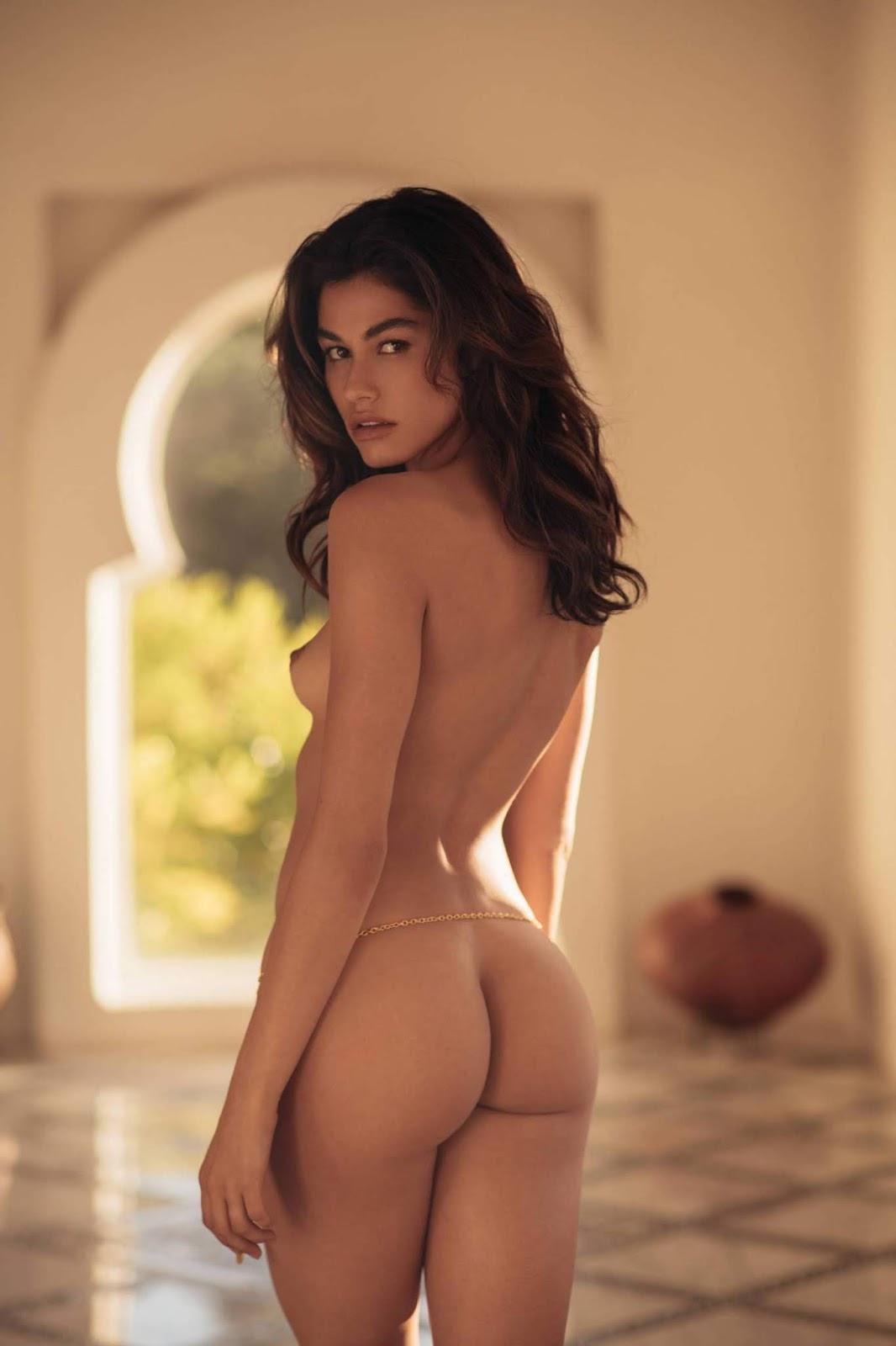 Lorena Medina – Nude Model Photo Shoot by Christopher von