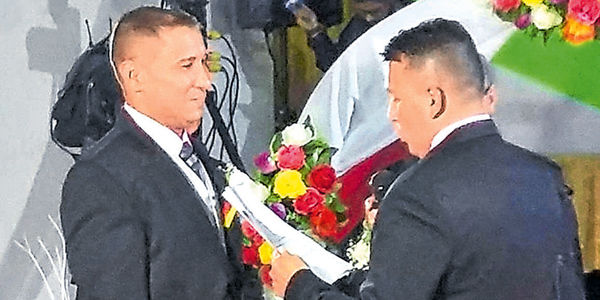 Gardeazabal es homosexual marriage