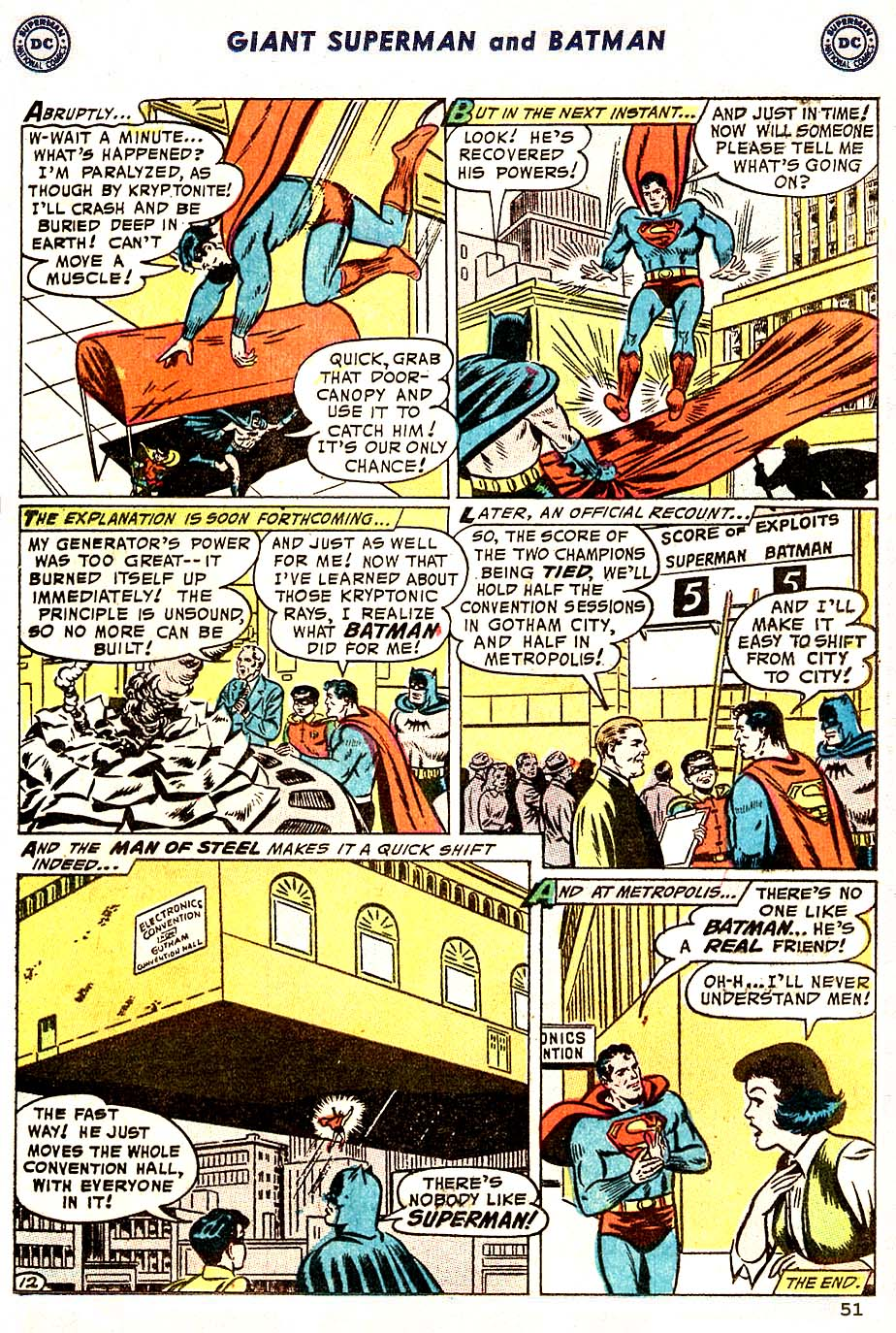 Read online World's Finest Comics comic -  Issue #179 - 53