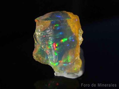 opalo precioso | opalo de etiopia