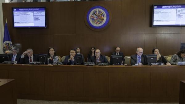 Costa Rica dice estar decepcionada por aplazamiento de la reunión de cancilleres sobre Venezuela