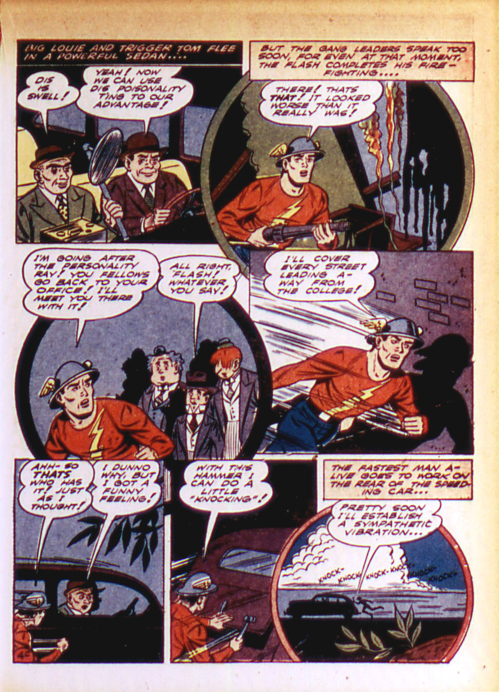 Read online All-Flash comic -  Issue #6 - 37
