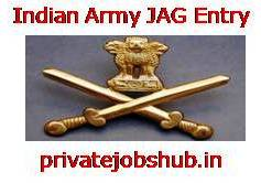 Indian Army JAG Entry