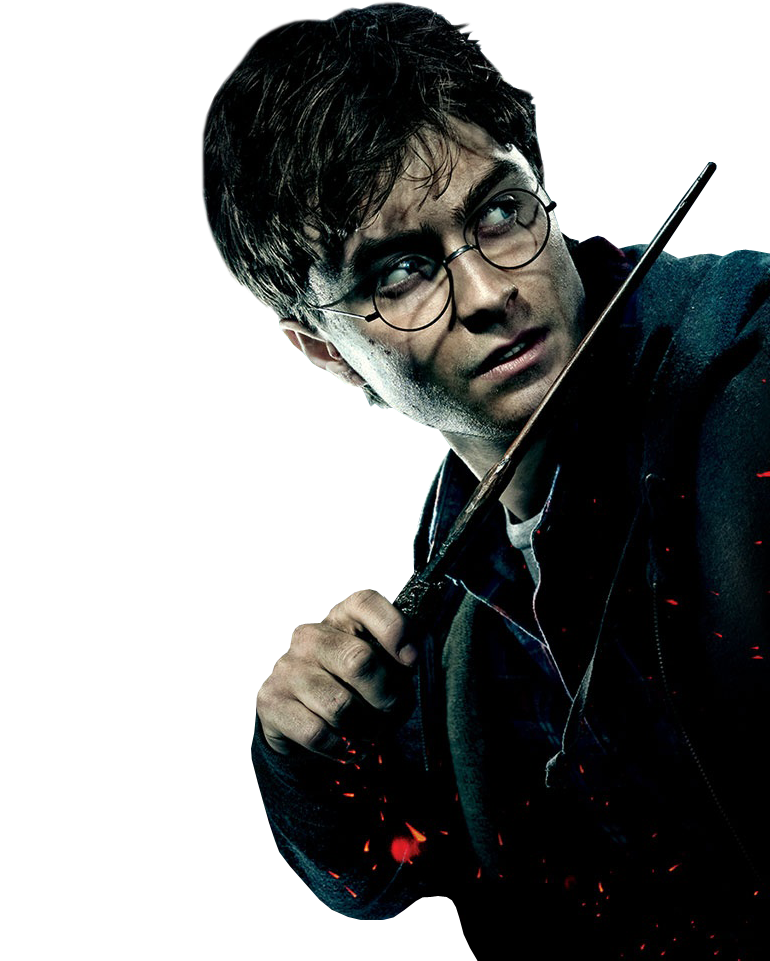 PNG Harry Potter