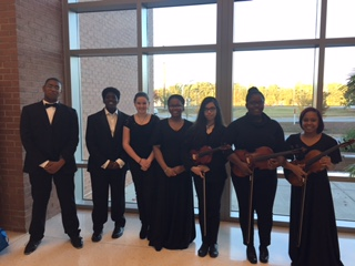 Viking Update: 2016 SCMEA Region III Honor Orchestra