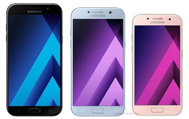 Perbedaan Samsung A3 dan A5 2017