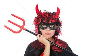 a mulher do diabo