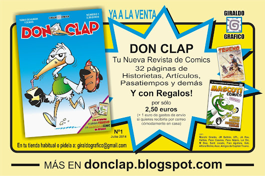 DON CLAP (Revista y Blog)