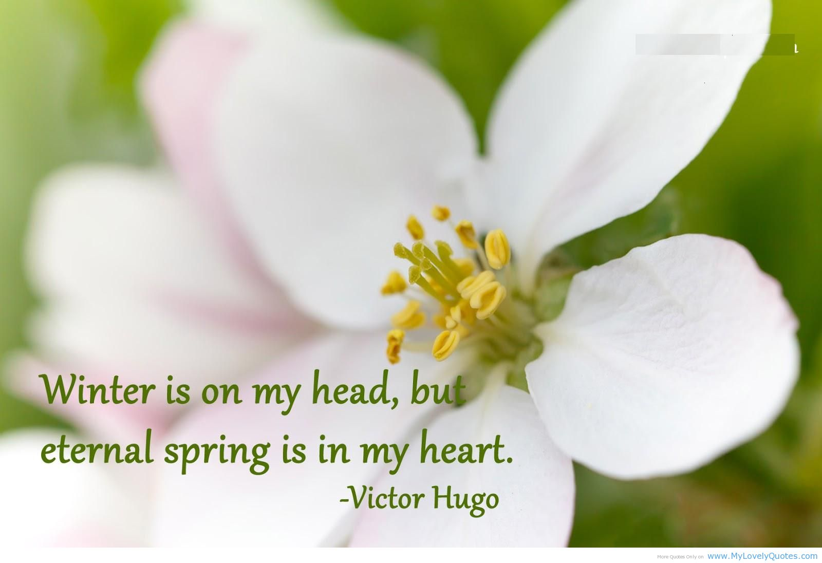 Amazing Wallpapers: Quotes spring, quotes about spring