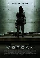 Morgan (2016) Poster
