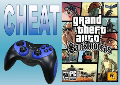 Cheat grand theft auto (GTA) PS 2 - berbagaireviews.com