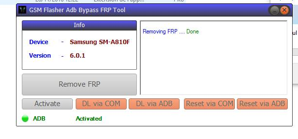 Gsm flasher adb bypass frp tool activation key | Download GSM
