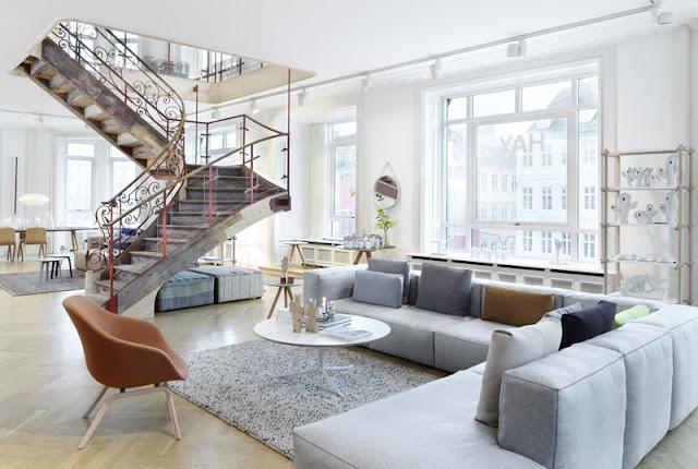 HAY House, Danish brand HAY's flagship store in Copenhagen