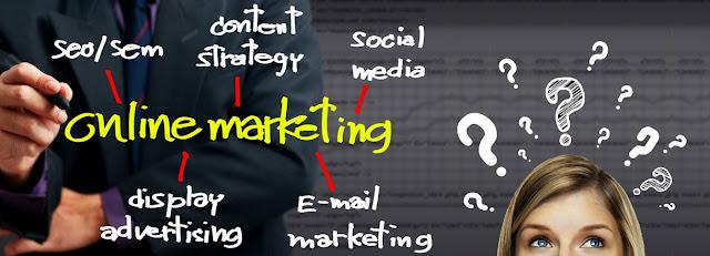 Pemasaran Online Dan Optimasi SEO