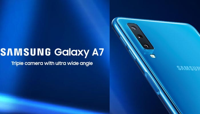 Samsung Galaxy A7 (2018) Update Android 9 Pie