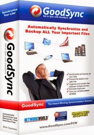 GoodSync Enterprise 9.8.2.5