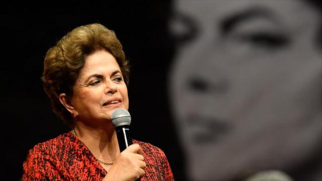 """Rousseff comparece hoy ante Senado """"para defender la democracia"""""""
