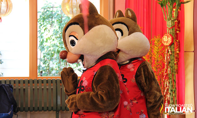 Chip and Dale Lunar New Year