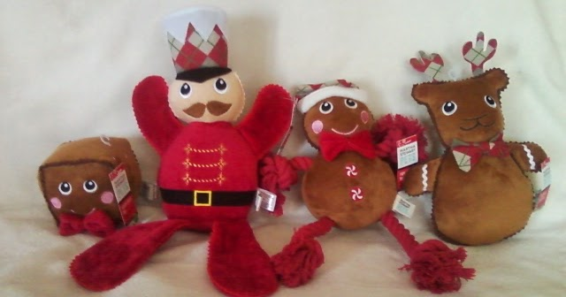 Frugal Shopping and More: Martha Stewart Pets Holiday Toys