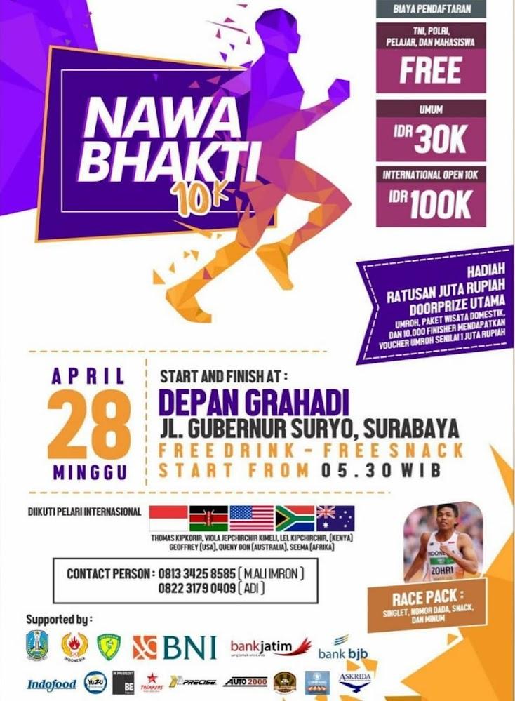 Nawa Bhakti 10K • 2019