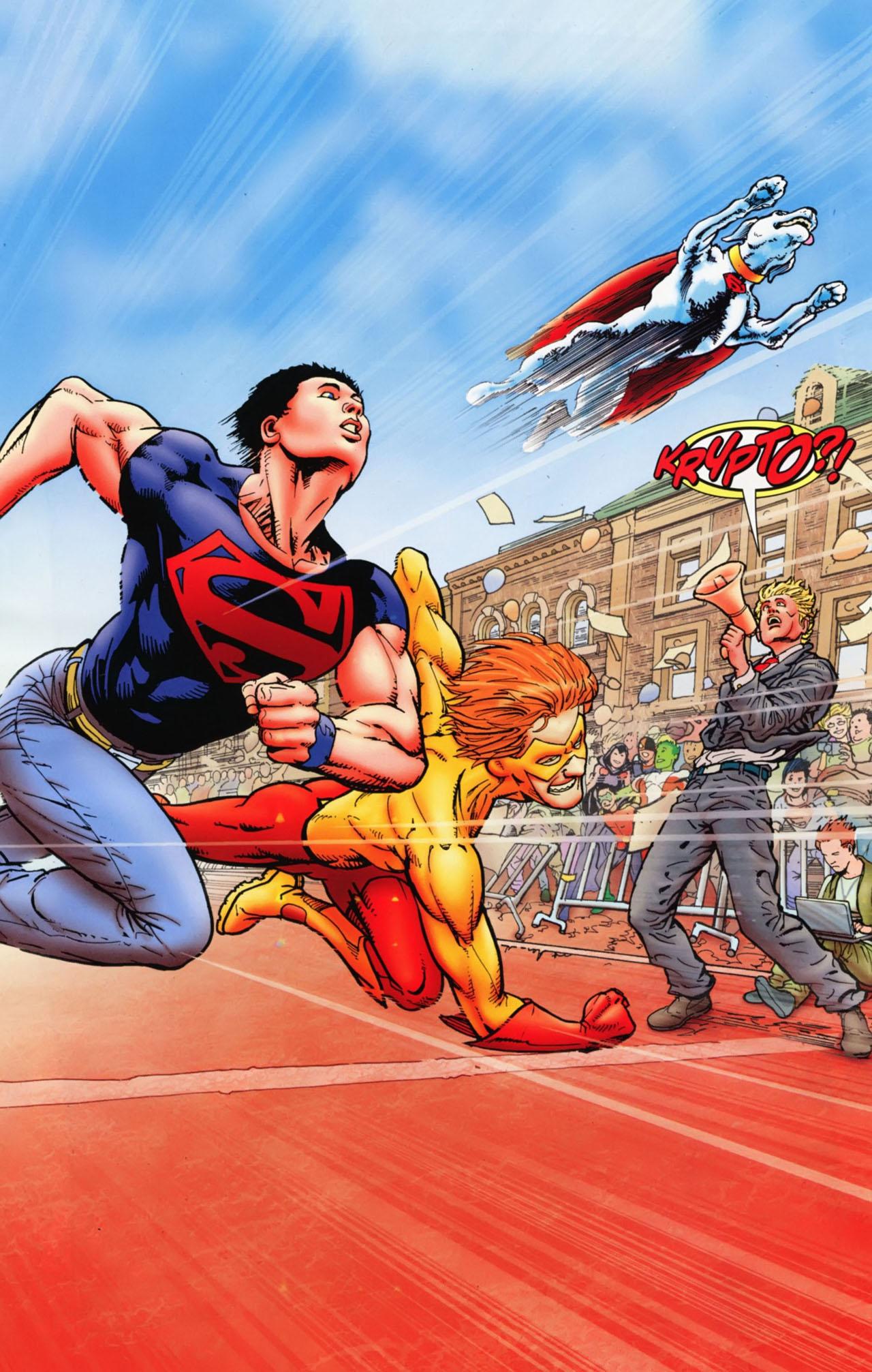 Superboy [I] Issue #5 #5 - English 23
