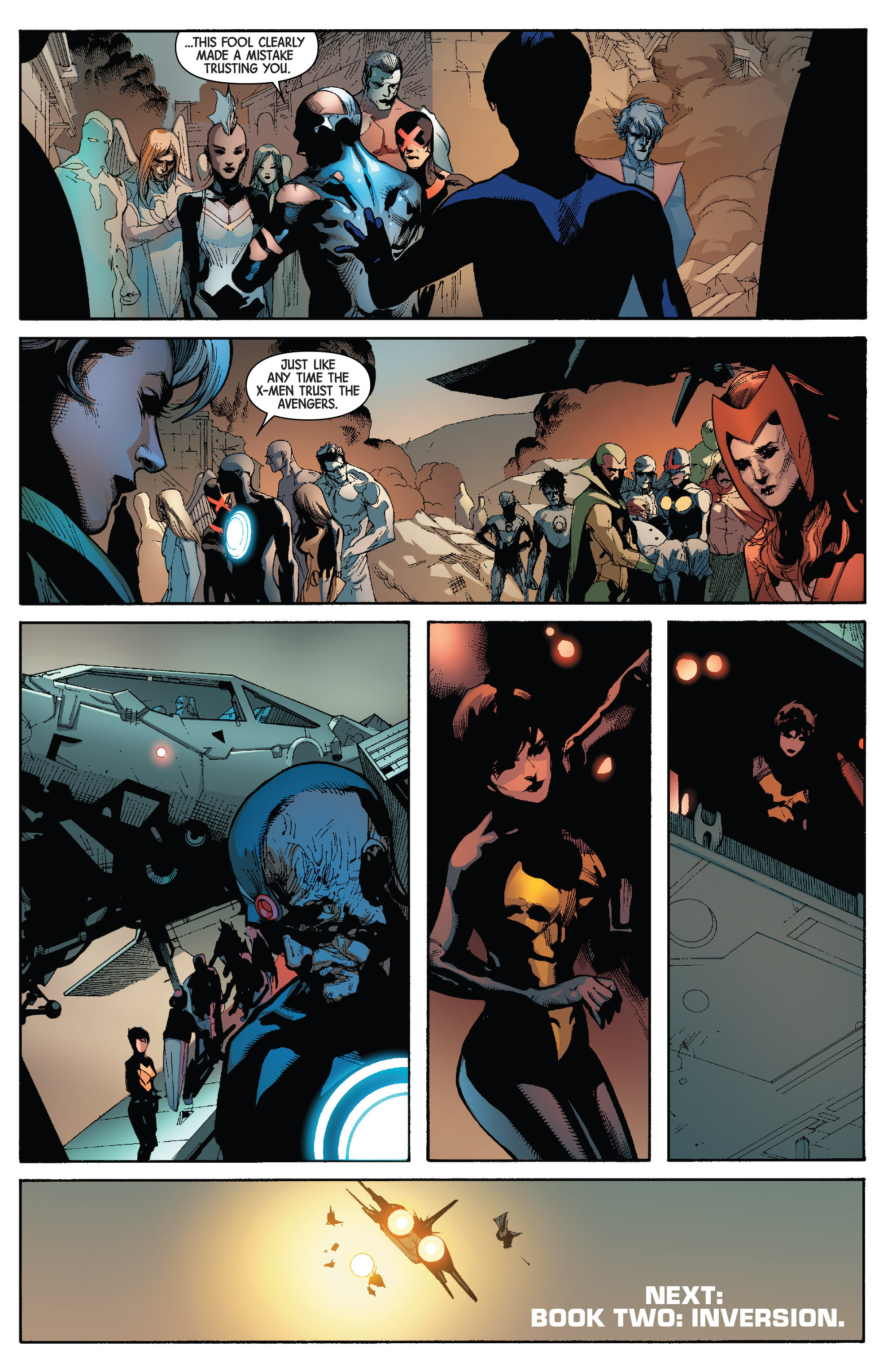 Read online Avengers & X-Men: AXIS comic -  Issue #3 - 26