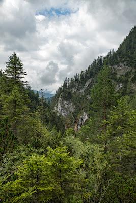 Silberkarklamm Rundweg Wilde Wasser und Klettersteige  Ramsau am Dachstein   Hias-Klettersteig  Siega-Klettersteig 08