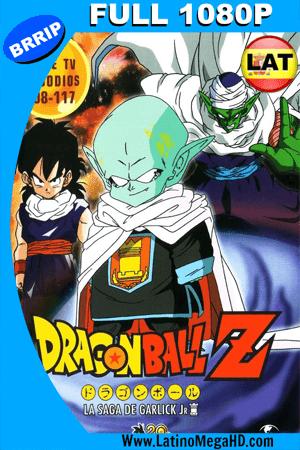 Dragon Ball Z: Saga Garlick JR  (1989) Latino Full HD 1080P ()