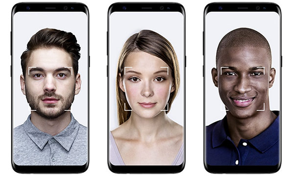 إختراق هاتف غالاكسي S8